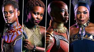 Wakanda ladies